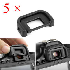 5pc Ef Augenmuschel Okular für Canon Eos 350d 600d 550d 650d 700d 1000d 1100d