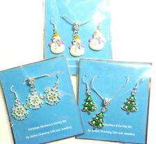 Rhinestone Enamel Unbranded Costume Necklaces & Pendants