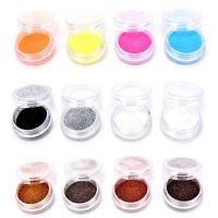 4pcs/set Color Mixed Eye Shadow Makeup Powder Pigment Mineral Eyeshadow HU