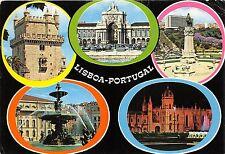BR6538 Lisboa Plusieurs aspects de la ville  portugal