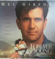 Mel Gibson in Forever Young laser disc movie