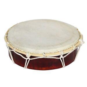 Plan Shamanic Shaman Tribe Drum Octagonal Round Ritual Music Sound Therapy