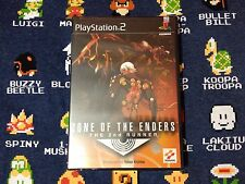 Zone of the Enders: The 2nd Runner BRAND NEW SEALED  (Sony PlayStation 2, 2003)