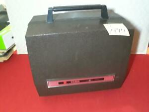 VINTAGE COLLECTIBLE GAF 1388 SUPER 8 mm FILM PROJECTOR # 438-M2 TESTED & WORKS!