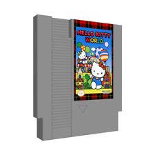 Hello Kitty World for Nintendo Entertainment System NES Famicom Balloon Kid