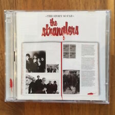 The Stranglers – The Story So Far - 2xCD 2007 - Very Good Condition