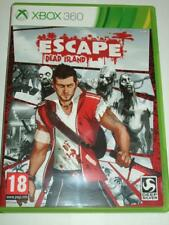 "Escape Dead Island  Xbox 360 ""FREE UK  P&P"""