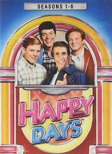 Happy Days Complete Seasons 1-6 DVD Brand NEW 142-Episodes 70's Fonz 1 2 3 4 5 6