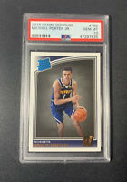 2018 Panini Donruss #182 Michael Porter Jr. Nuggets RC Rookie PSA 10 GEM MINT