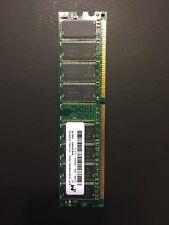 Micron Technology 512MB PC-2100 266MHz DDR RAM Stick