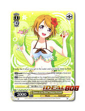 "Weiss Schwarz Love Live! x 4 ""Queen of the Shore"" Hanayo Koizumi [LL/W36-TE12 TD"