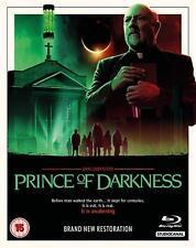 Prince Of Darkness Blu Ray Set  RB New Sealed Restoration