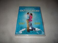 OUTSOURCED : (DVD,2008) JOSH HAMILTON BRAND NEW AND SEALED