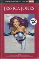 "MARVEL'S MIGHTIEST HEROES GRAPHIC NOVEL #64 ""JESSICA JONES"" HC NEW"