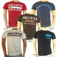 NWT Hollister Crew Neck Tee T Shirt size S M L XL XXL