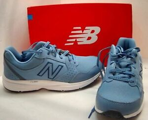 NEW New Balance WA411LK1 Womens 411 V1 Walking Lynx Shoes Blue SZ 8.5 $99.99