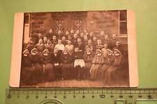 tolles altes Foto - Klosterschule ?? Mädchen - Nonnen - 1910-30 ???