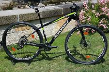 Cannondale F29 Carbon 4 Mountainbike Hardtail Lefty NoTubes ZTR Prologo SLX