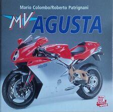 Buch MV Agusta - Das Standardwerk - Colombo / Patrignani - Motorbuch Verlag  NEU