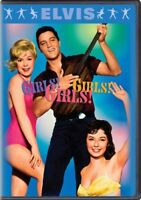 Girls! Girls! Girls! [New DVD] Ac-3/Dolby Digital, Dolby, Mono Sound, Widescre