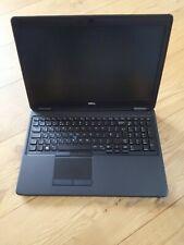 "Dell Latitude E5550 Laptop 2.2GHz i5 5200u 15.6"" 500GB HDD Windows 10"