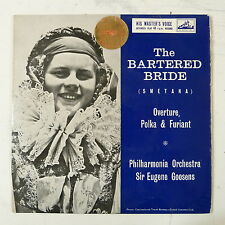 45rpm EUGENE GOOSENS - PHILHARMONIA ORCH bartered bride exerpts RES 4262