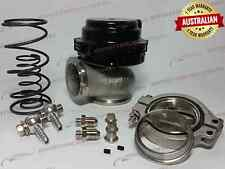 44MM V-BAND WASTEGATE BLACK TIAL STYLE MV-R MVR Water/Air 12 Month Warranty