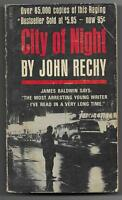 City of Night by John Rechy [1964 Grove Press 1st pb {#1296} - LBGT Classic]