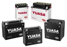 Yuasa Factory Activated Maintenance Free Battery  YTZ7S