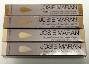 JOSIE MARAN ARGAN CREAMY CONCEALER CORRECT CRAYON HYDRATING