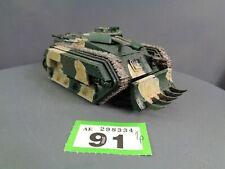 Warhammer 40,000 Astra Miltarum Imperial Guard Chimera 91-334