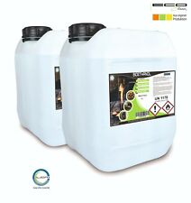 2x5 Liter ECO-Clean® Bioethanol 96,6% Kamin Alkohol 10L