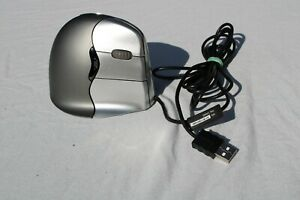NEW Evoluent VM4L Vertical Mouse 4 RIGHT Left Handed Wired Optical Mouse VW4R