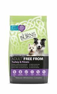 Burns Adult Free From Turkey & Potato Dog Food | Dogs