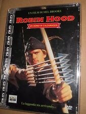 Robin Hood un uomo in calzamaglia dvd edizione jewel box