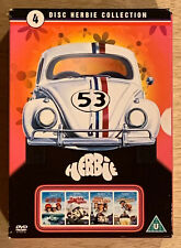 Walt Disney The HERBIE Collection 4 Disc DVD Box Set