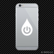 (2x) Power of Blood Cell Phone Sticker Mobile many colors
