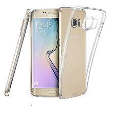 Silicon Tasche TPU Case Hülle Handytasche Für Samsung Galaxy S7 - Clear KLAR