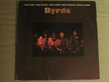 THE BYRDS LP OG '73 ASYLUM SD-5058 FOLK ROCK COUNTRY DAVID CROSBY GENE CLARK VG+