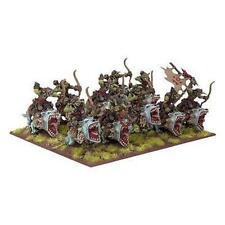 KINGS OF WAR - Goblin Flebag Archers *NEW / NEUF*