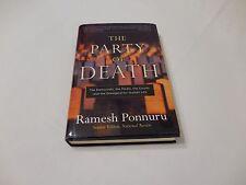 The Party of Death 2006 Hardcover Ramesh Ponnuru Democrats Euthanasia Media