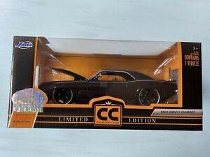 Jada Collector's Club 1/24 1969 Chevy Camaro