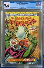 Amazing Spider-Man #142 (1975) CGC 9.6 -- O/w to white pgs; Mysterio appearance