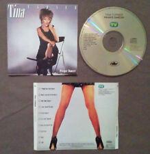 CD Tina Turner Private Dancer ELECTRONIC FUNK Sorrisi e Canzoni no lp mc dvd(ST1