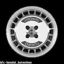 15 Zoll Alu Felgen Ronal R10 Turbo für FIAT Grande PUNTO EVO 199