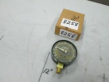 "Ametek Gauge (Chamber) 0-60 PSI 10-30 In Hg 2-3/4"" OD 1/8"" MNPT Bottom Conn NIB)"