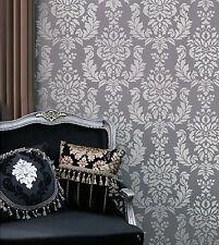 Verde Damask Wall Stencil - Easy DIY Wall Decor - Trendy Wall Stencil Patterns