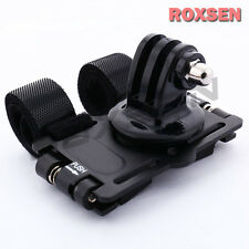 Metal Action Mount Bicycle Bike Road Video+Tripod Mount Bracket Stand for GoPro