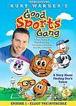 Good Sports Gang - Elliot The Invincible (DVD, 2003) NEW