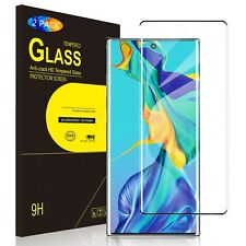 2 Pack For Samsung Galaxy Note 10 Full Screen Cover Glass Screen Protector